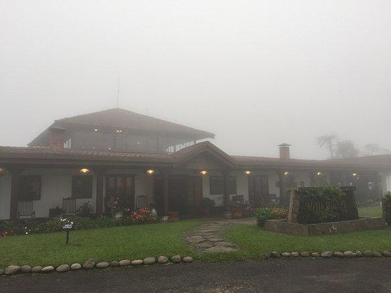 San Ramon, Costa Rica: Main House/Restaurant/lobby