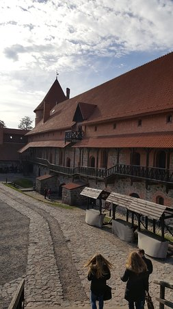 Trakai Castle visit.