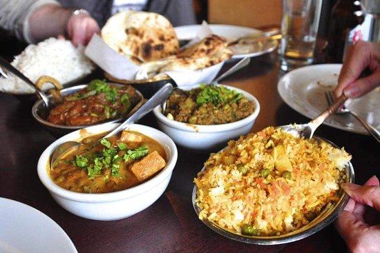 Naas, Ireland: Nilu Maharajah Indian Cuisine