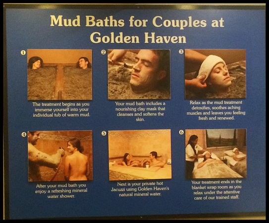 Calistoga Golden Haven Hot Springs Spa: A glimpse of what's in store