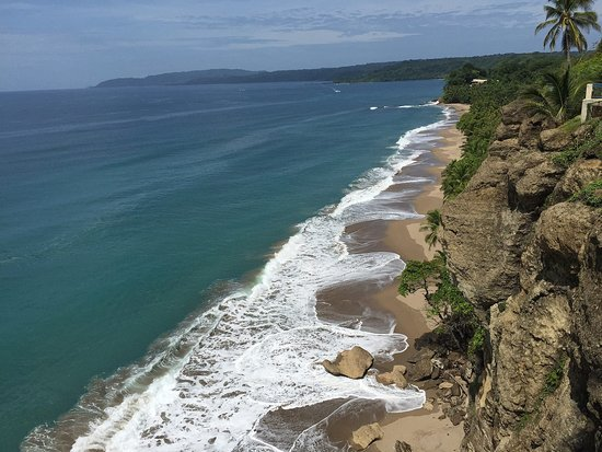 Tambor, Costa Rica: View from Cliff Trail