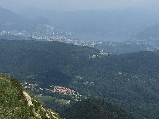 Miglieglia, Suisse : Panorama