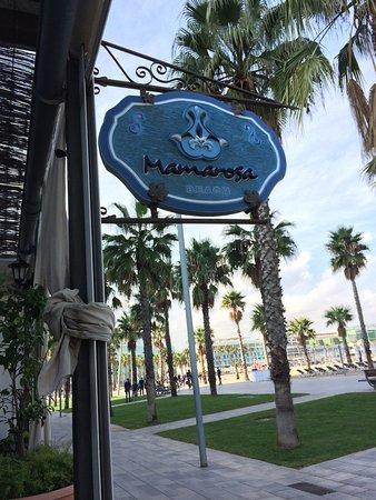 Mamarosa Beach Restaurant : photo4.jpg