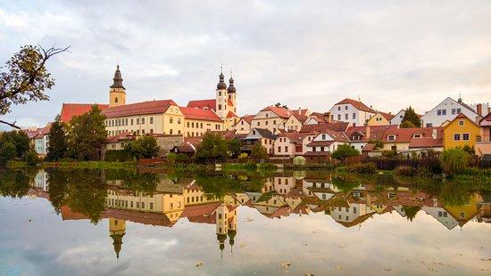 Telc, República Tcheca: Ulický rybník