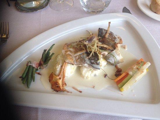 Hotel Restaurant Le Bellevue : Les frères PARET, David et Stanis, nous font encore preuve de leur talent. Digne d'être enfin au