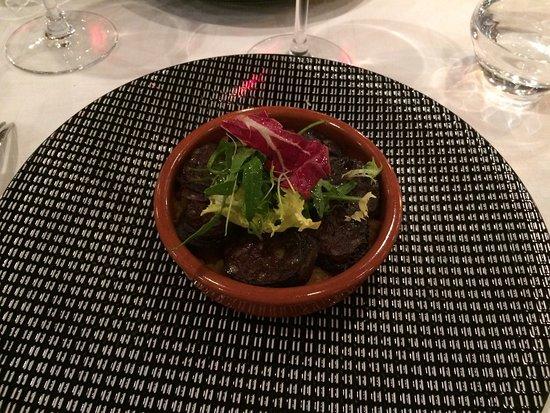 Restaurant La Tour D Auxois Saulieu