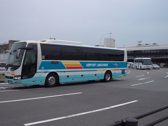 ‪Osaka Airport Transport, Osaka Itami Airport‬