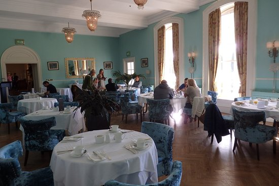 Castlemartyr, Irland: one of the several breakfast rooms
