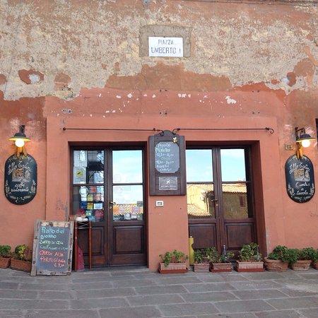 Panicale, Italia: L'ingresso