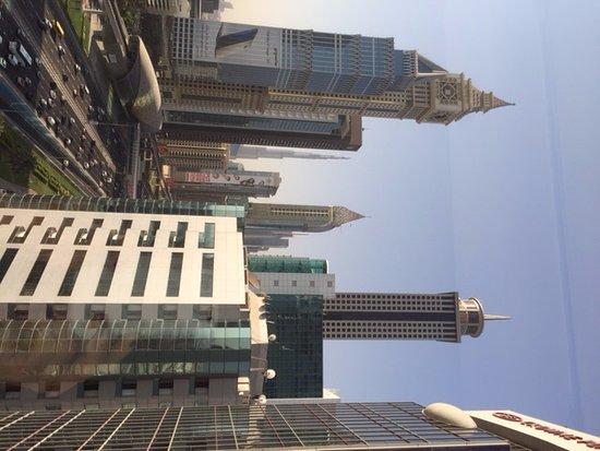 Crowne Plaza Hotel Dubai-bild