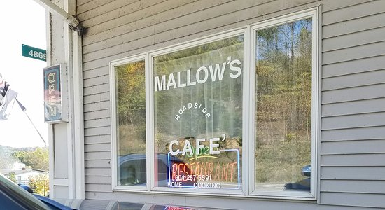 Cabins, WV: Mallows Roadside Cafe