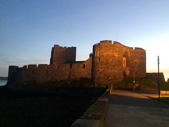 Carrickfergus, UK: view 2