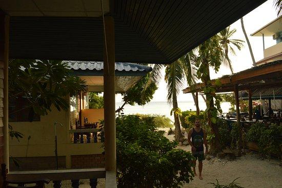 Koh Tao Tropicana Resort: La vue depuis le Bungalow