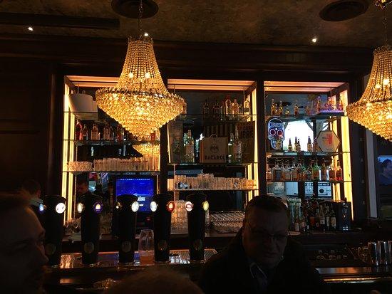 Pub au bureau boulogne le bar