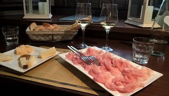 San Daniele del Friuli, Italia: che pranzetto!