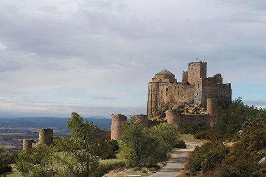 Aragón, Espagne : Foto típica desde donde impresiona verlo