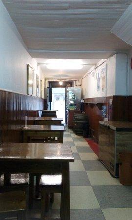 Restaurante bar 46 en santiago de compostela con cocina - Cocinas en santiago de compostela ...