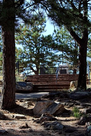 Golden, CO: BB Cody grave site, Lookout Mountain
