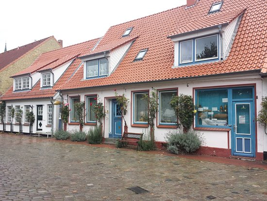 Schleswig, Alemania: Zauberhafter Holm!