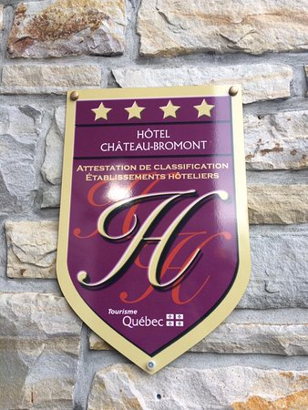 Hotel Chateau-Bromont Picture