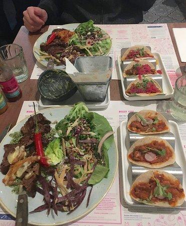 marica wahaca food