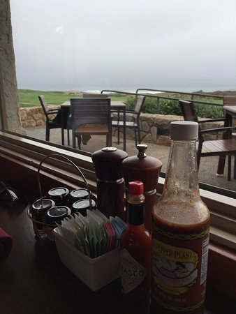 Pebble Beach, Kalifornia: Sunday Breakfast