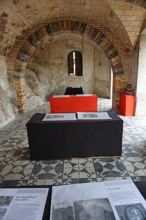 Requesens Castle: Capilla