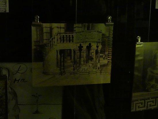 Музей сновидений Зигмунда Фрейда: Экспозиция музея
