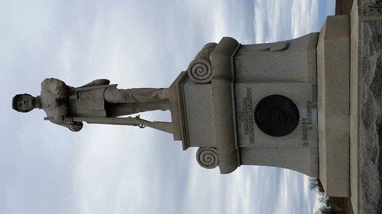 Sharpsburg, แมรี่แลนด์: Antietam National Cemetery