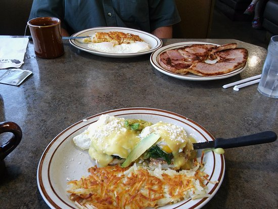 Logan, UT: just a breakfast