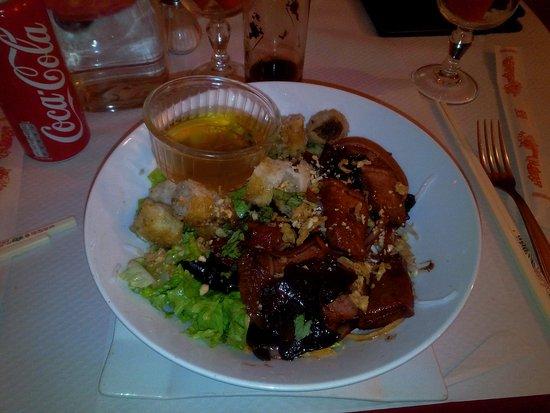 La Tonkinoise : Bo bun Pékinois ( délicieux)