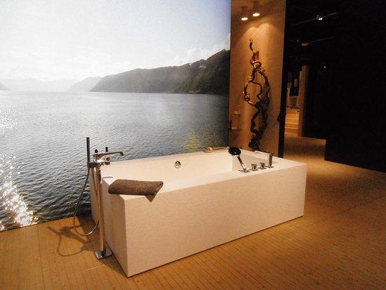 Schiltach, Tyskland: A Moden Bath