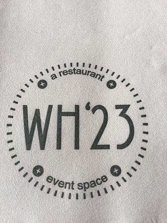 Vancouver, WA: Logo on the napkin