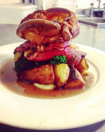 Purefoy Arms: Roast Beef