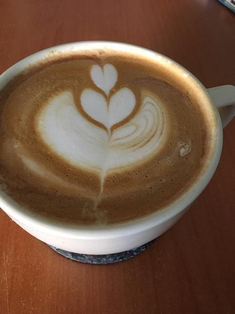 Midland, MI: Donatello's Delight Latte