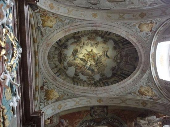 Nitra, Slovakia: 教堂内部