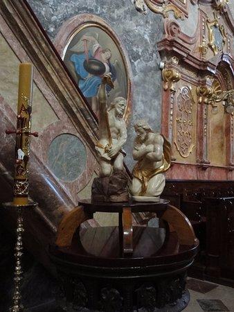 Nitra, Slowakije: 洗礼地方。