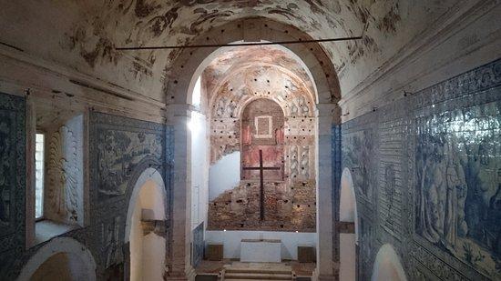 Redondo, Portugal: Chapelle