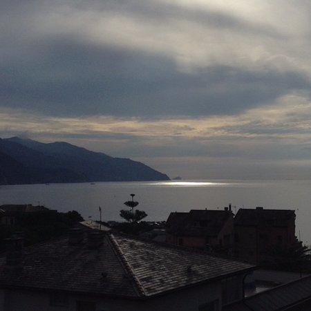 Hotel Villa Adriana: Sunrise view