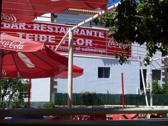 Vilaflor, Spanje: Werbung