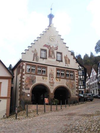 Schiltach, Tyskland: Town Hall