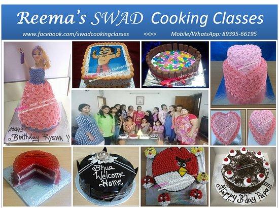 Reema's Swad Cooking Classes