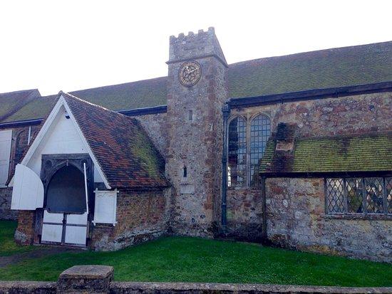 Brookland, UK: St Augustine Church
