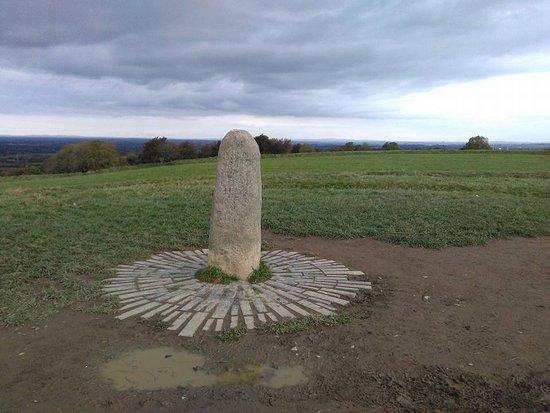 County Meath, İrlanda: La Piedra del Destino