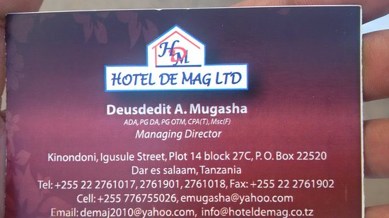 Hotel De Mag Deluxe