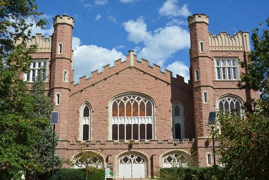 ‪University of Colorado at Boulder‬