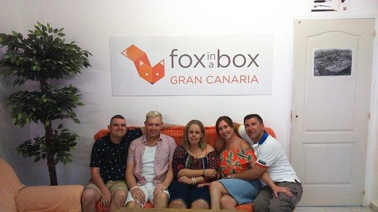 San Bartolome de Tirajana, Spagna: TEAM FOR OCTOBER