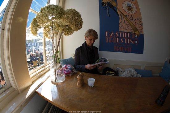 Middelburg, The Netherlands: relaxte sfeer