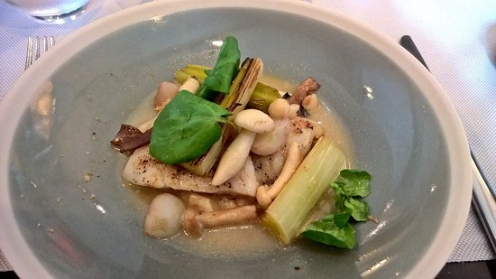 Auberge des Carrieres: Turbot
