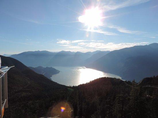 Squamish, Canada: The Howe Sound